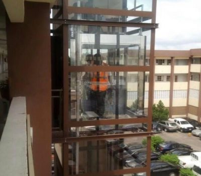 Lift Built By VIP Lift Built For Lagos State At Alausa Secretariat