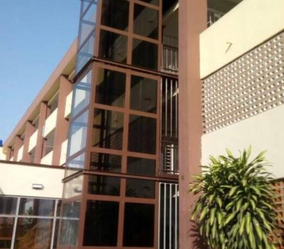 Disabled Persons' Lift At Alausa Secretariat Constructed By VIP Lift